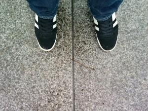 Jeroen's Feet